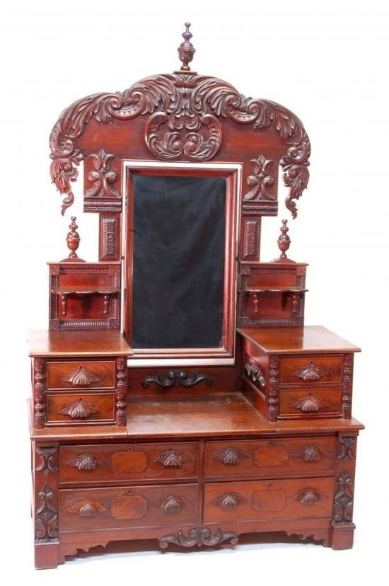 Victorian Dresser c19th Century · Victorian DressersVictorian Bedroom  FurnitureVintage ... - Victorian Dresser C19th Century Home Sweet Home Pinterest
