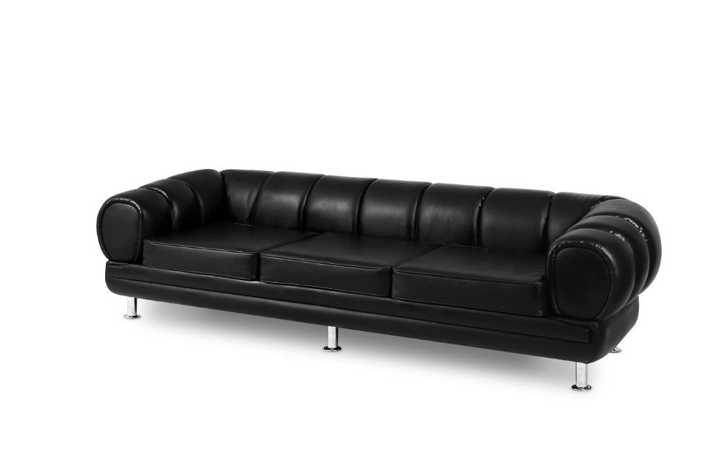 A True Midcentury Modern Icon. Novak Sofa Embodies Retro Design With Sleek  Modern Lines.