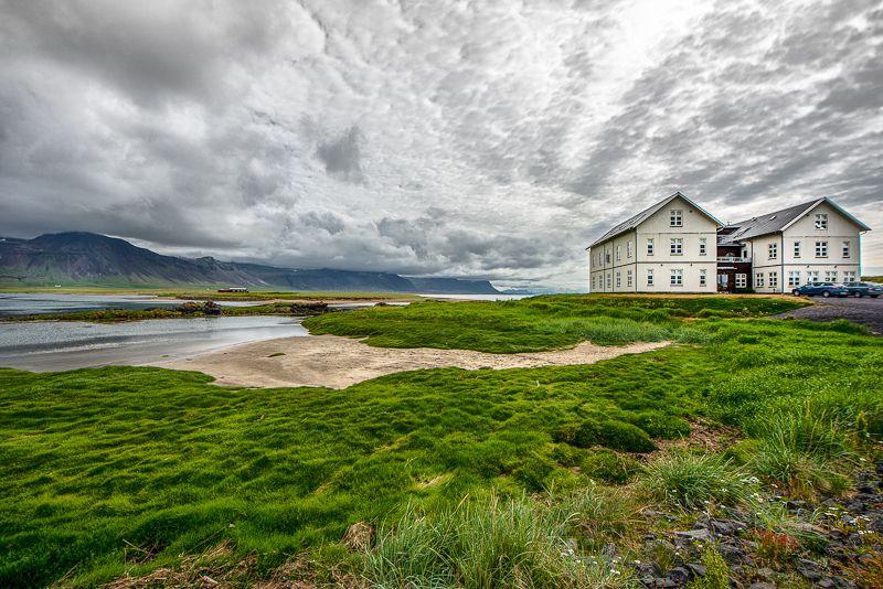 Hotel Budir On The Snaefellsnes Peninsula