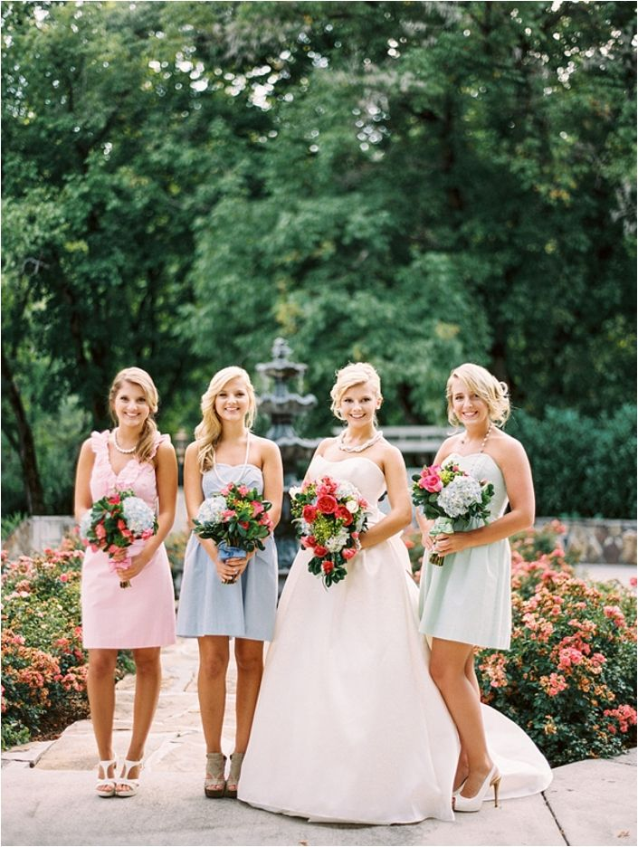 Lilly Pulitzer Wedding Inspiration By Jophoto And Lb Fl