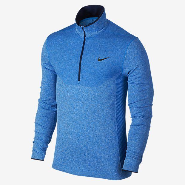 Nike Flex Knit Half-Zip Men's Golf Shirt