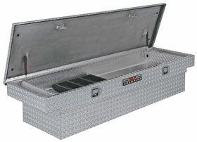 Delta Champion Single Lid Crossover Toolbox, Delta - Truck Toolboxes - Crossover Toolboxes
