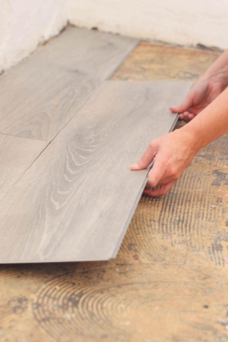 Tongue And Groove Vinyl Tile Flooring Vinyl Flooring Vinyl Wood Flooring Wood Floor Installation
