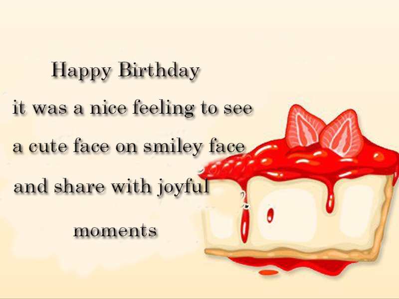 Cute Happy Birthday Messages For Girlfriend Wishes Sweet Love