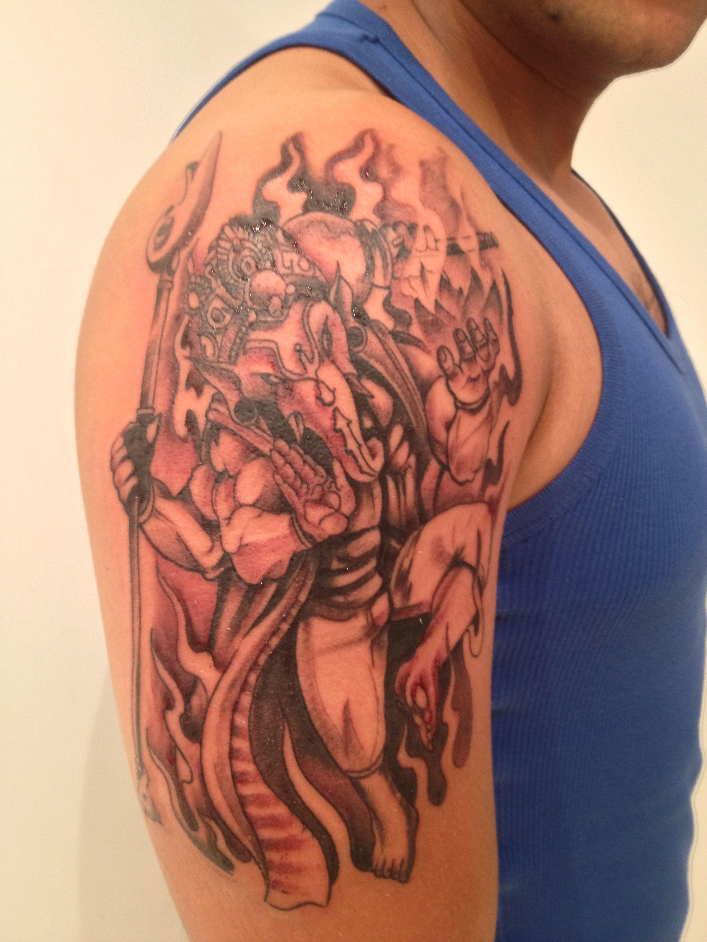 11 ganesha tattoo designs ideas and samples - Ganesha Tattoo Ganesh Naga Ink God