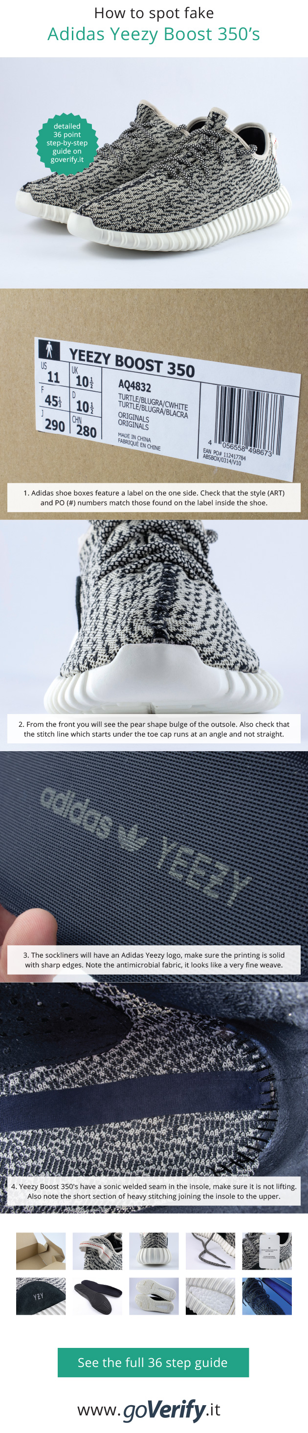 e3831cbe31acc How To For Boost Spot Adidas 350 sGo Goverify it Yeezy Fake qMGUzLSpV