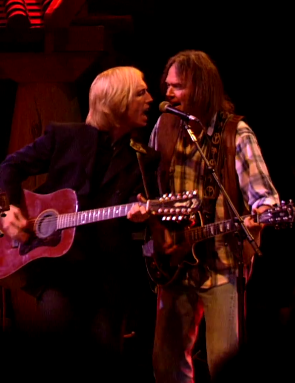Neil young tom petty