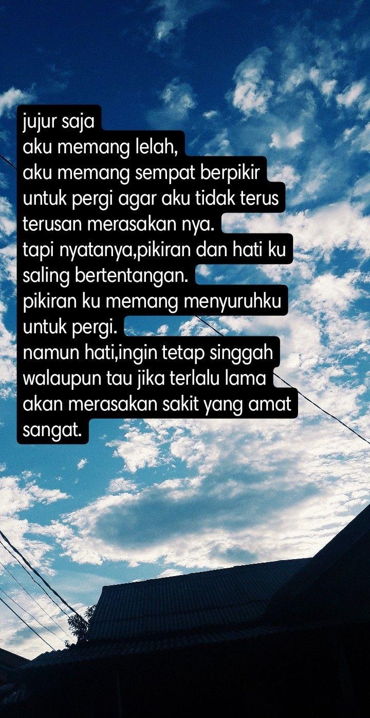Pin Oleh Serendipity Serendipity Di Indonesia Quotes Kutipan