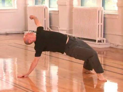 the dragon dance yang dragon yoga video with bernie clark