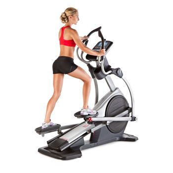 Costco Freemotion 530 Elliptical Assembly Included Stationary Bike Elliptical Healthy Fitness