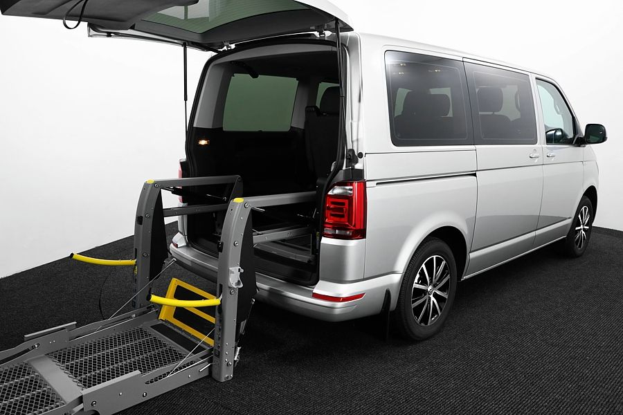 New VW Caravelle Liberty Wheelchair Accessible Vehicle