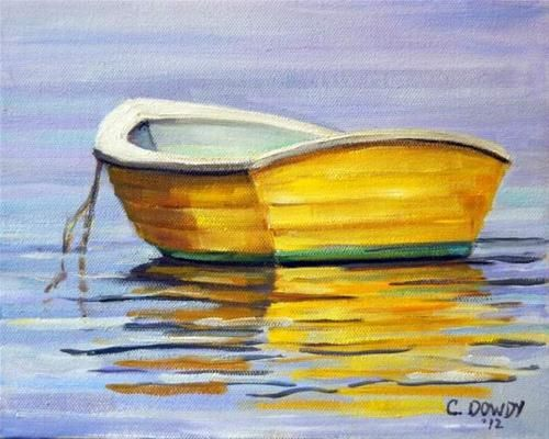 The Row Boat ~ Original Fine Art Print