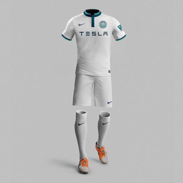 Latest Project: Miami MLS Team THEE BLOG Camisa de fútbol, U