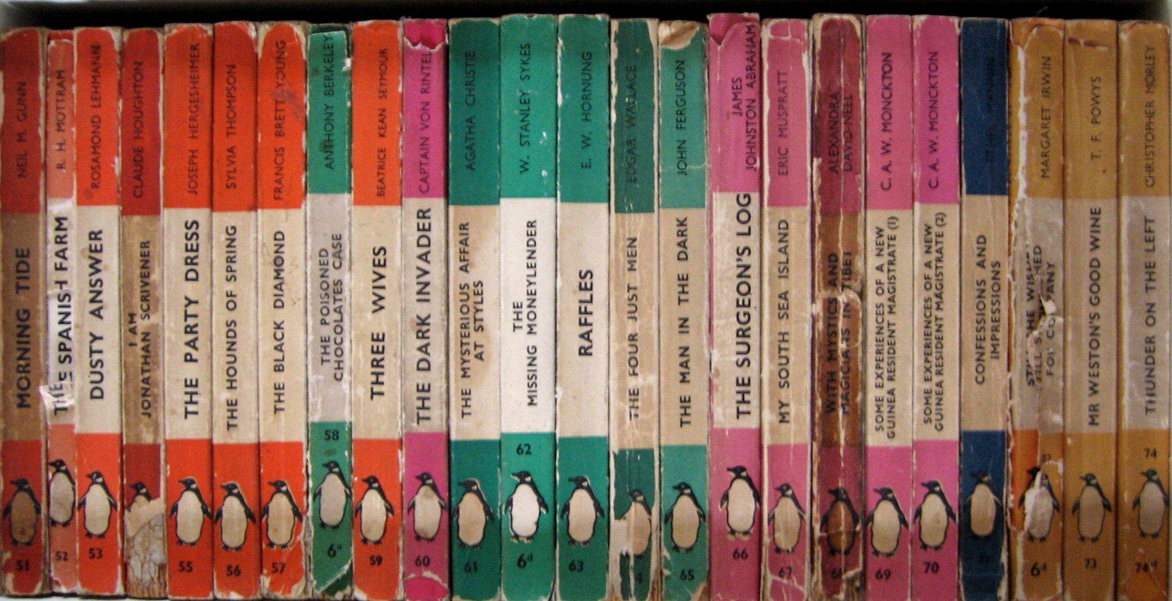 One Hundred Penguin Books