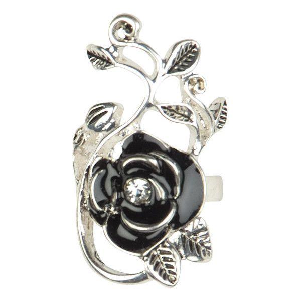 FULL TILT Floral Vine Ring $3.99
