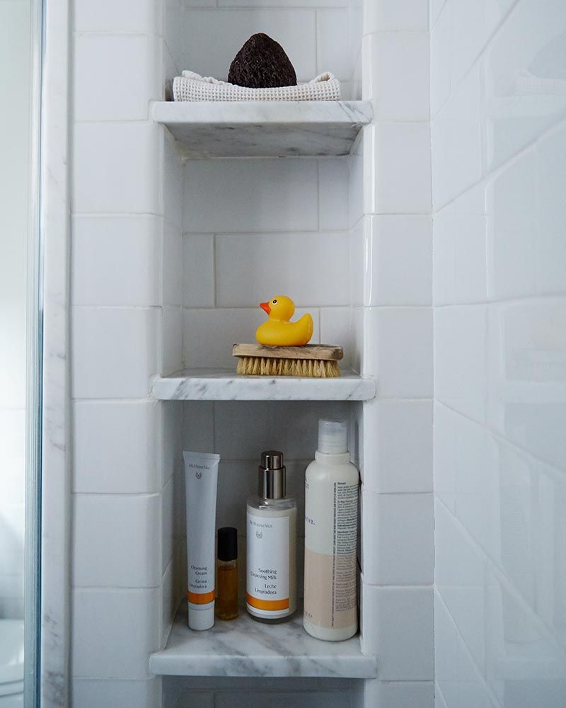 Need A Shower Nook In The Bathroom An East Village Home For A