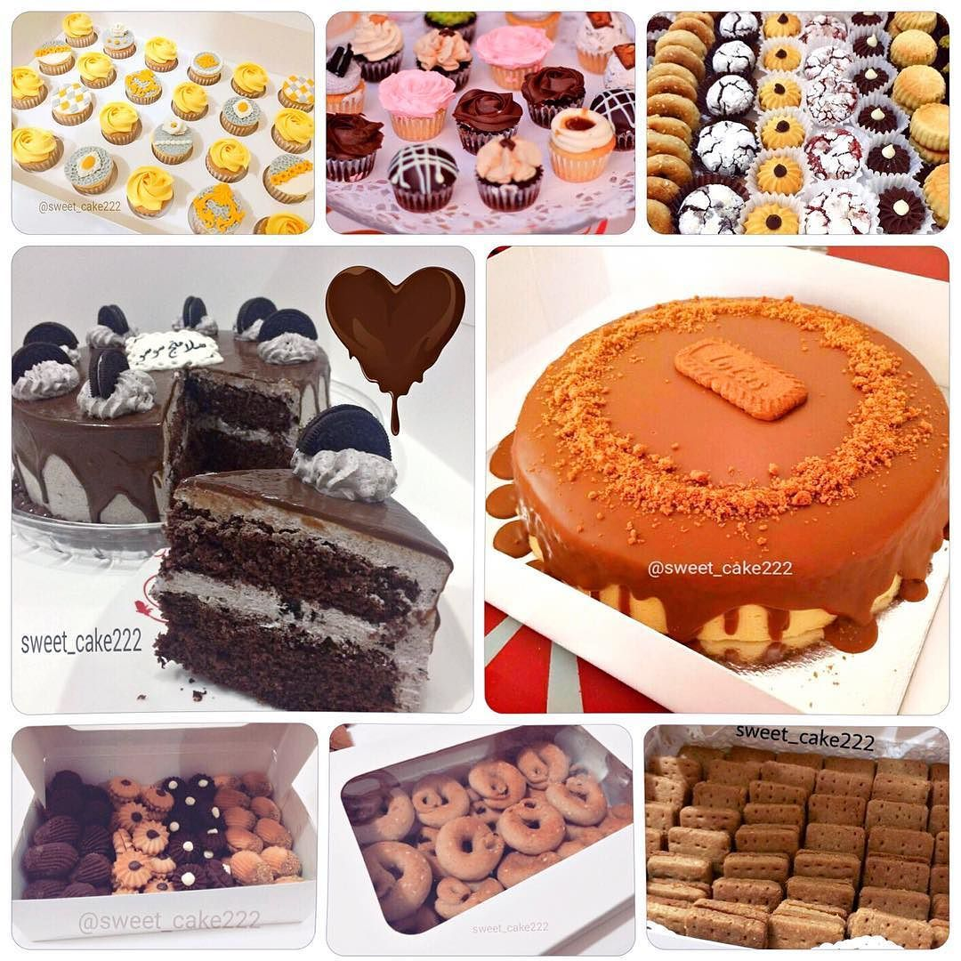 Sweet Cake222 لحجز طلباتكم عيد الاضحى للطلب واتساب 0501955184 خدمة التوصيل للمنازل لجميع مناطق الدولة Sweet Cake222 Sweet Cake222 Desserts Food Sweet