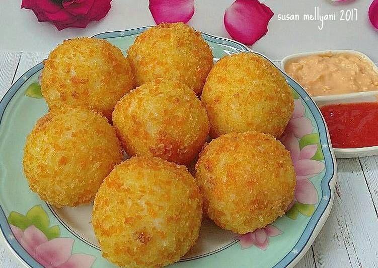 Resep Nasi Kepal Oleh Susan Mellyani Resep Resep Makanan Resep Sarapan