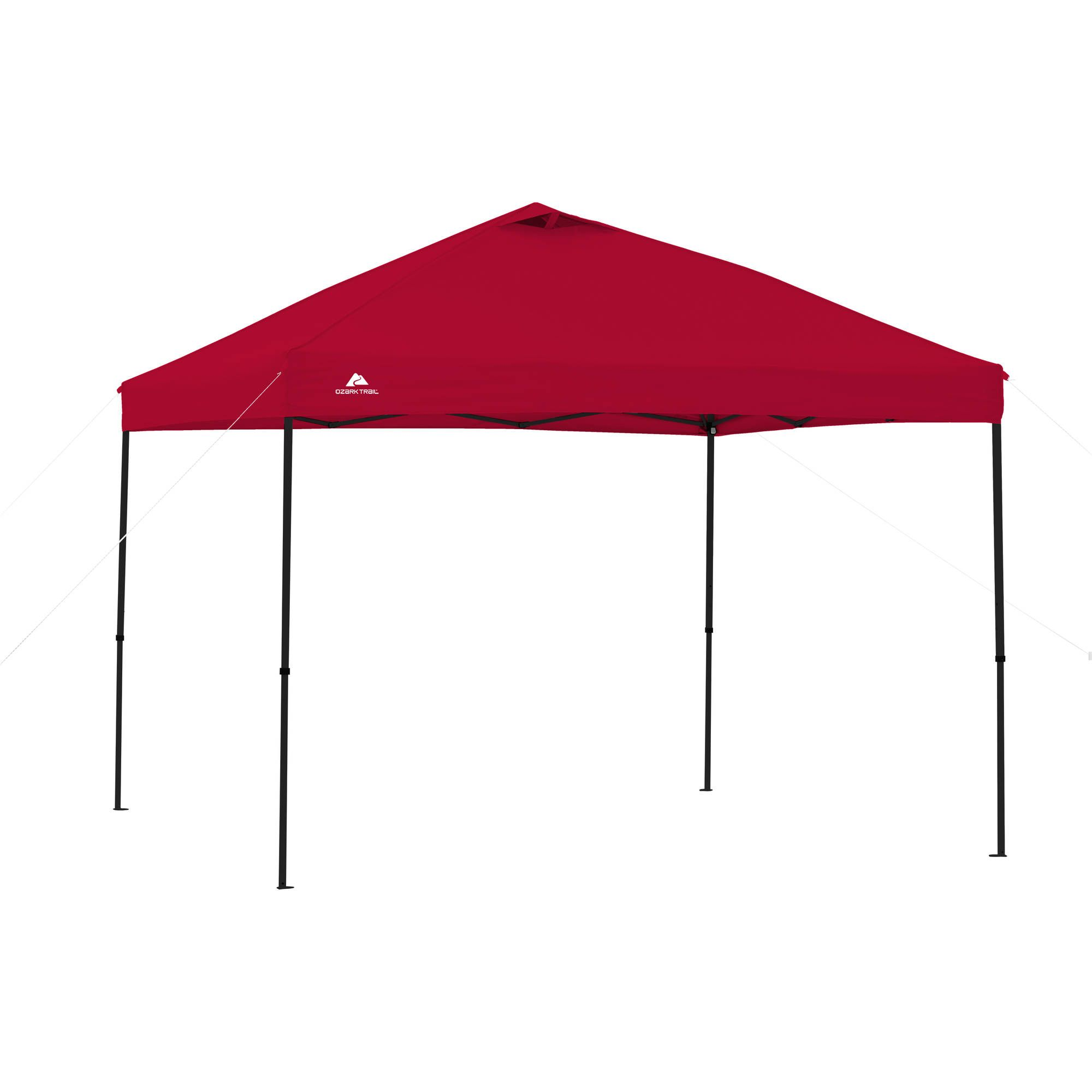 Sports Outdoors Instant Canopy Gazebo Ozark Trail