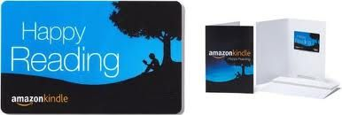 Kindle Gift Voucher Kindle Happy Reading My Love