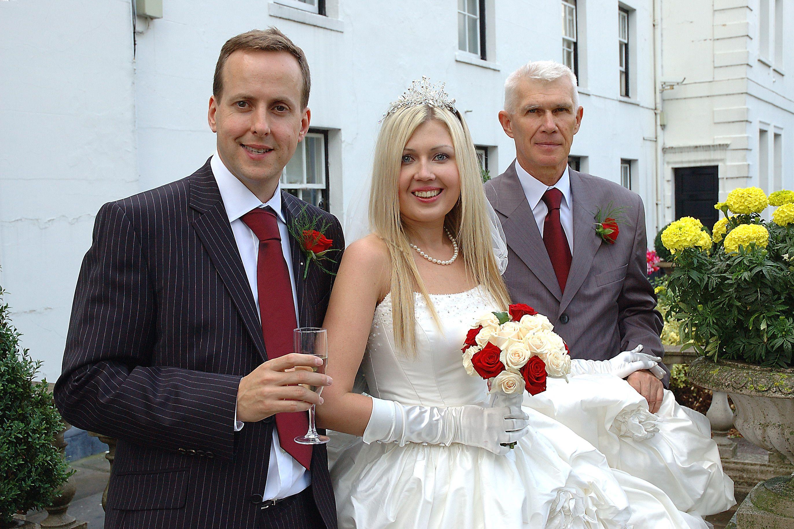 Gould's Wedding. Bushy Herts. north London Wedding