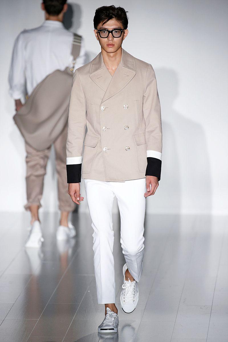 Gucci Menswear Spring Summer 2015 Milan Fashion Week June 2014