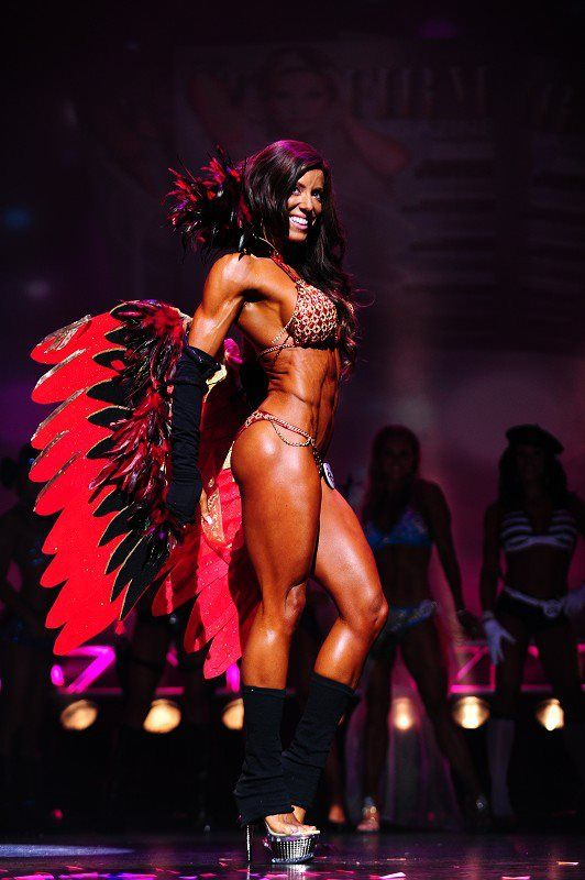 Pin On Ifbb Fitness Olympia