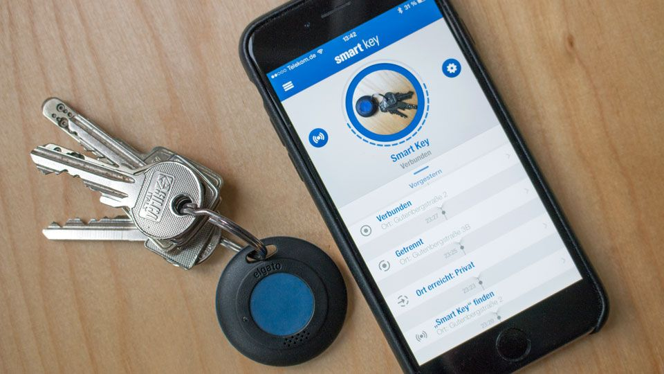 Der Smart Key von Elgato ist nur in einer Farbausführung erhältlich. ©digitalzimmer.de