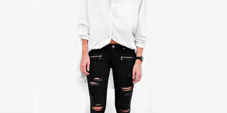 Ventajas de usar jeans negros