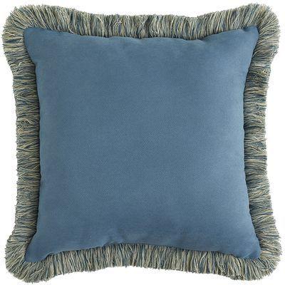 Calliope Fringe Pillow Cadet Pier One 40 Pillows Pinterest Enchanting Pier One Decorative Pillows