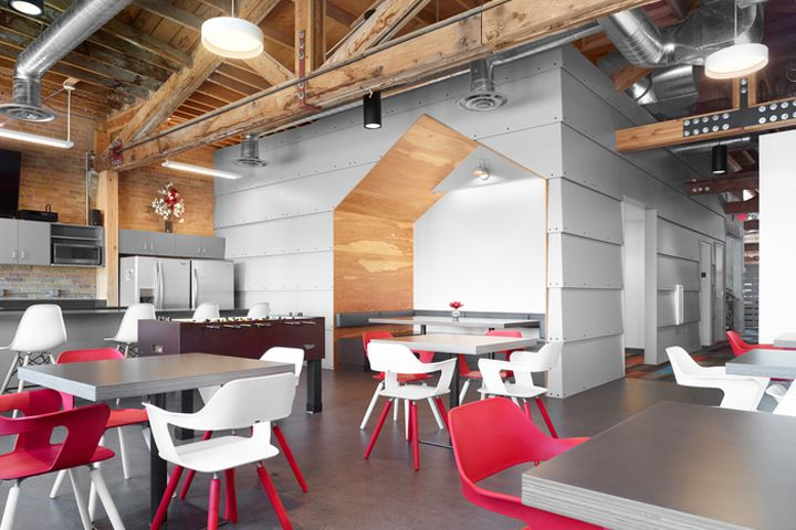 Amazing DCI Engineers Office By HDG Architecture Design, Spokane U2013 Washington »  Retail Design Blog
