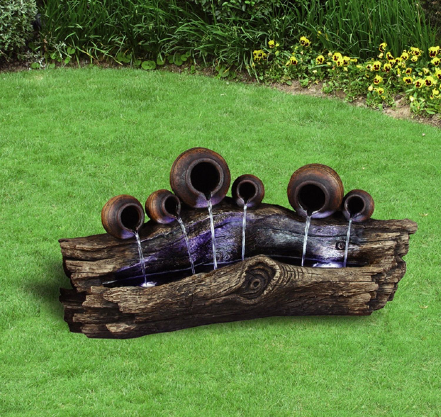 Unique Small Outdoor Fountain