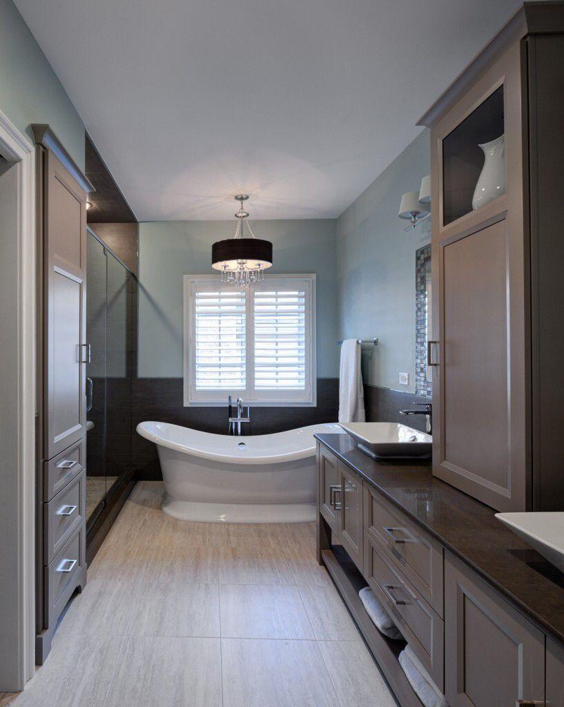 cabinet  bathroom retreat master bathroom narrow bathroom
