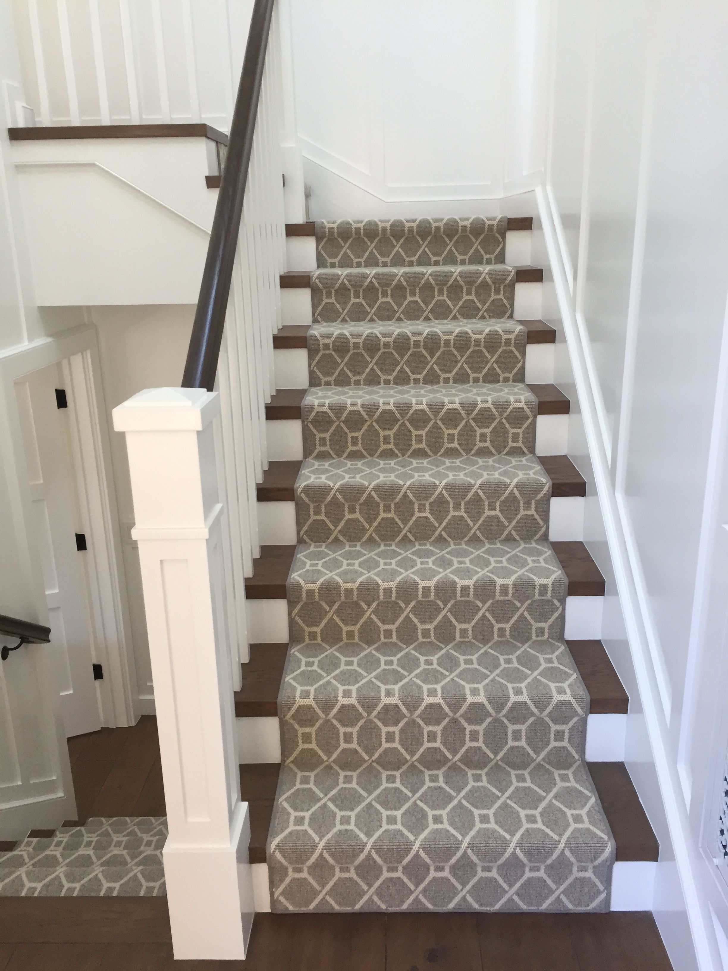 Best Stanton Wool Stair Runner Newport Beach Ca Carpet 640 x 480