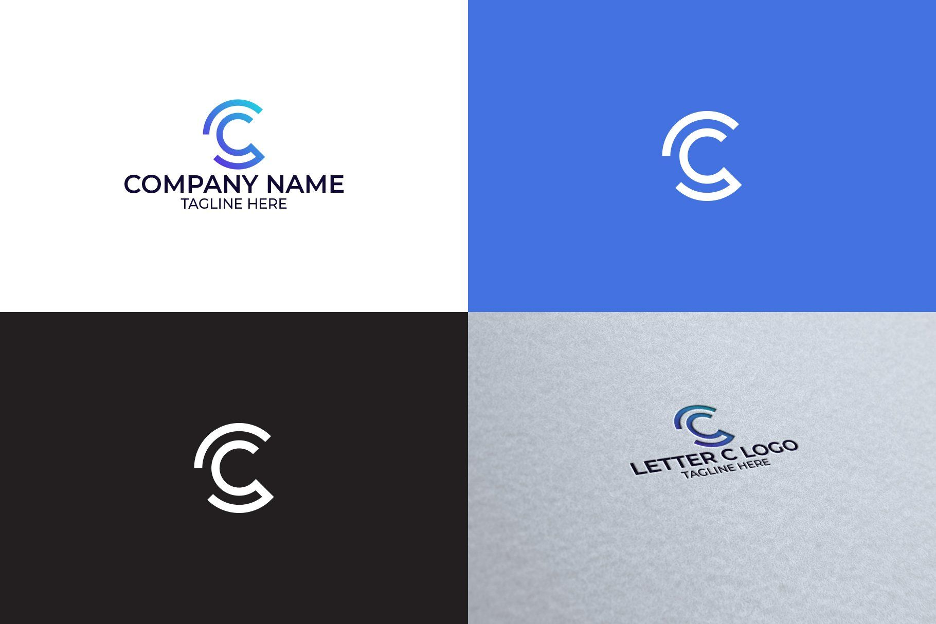 34++ Letter c logo concept ideas in 2021