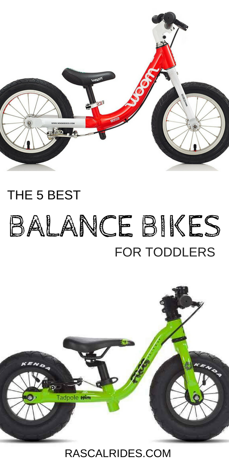 0372f09a23ec The bikes on this list are chosen specifically for toddlers (not  pre-schoolers). They will fit even the tiniest riders (starting around 18  months) and will ...