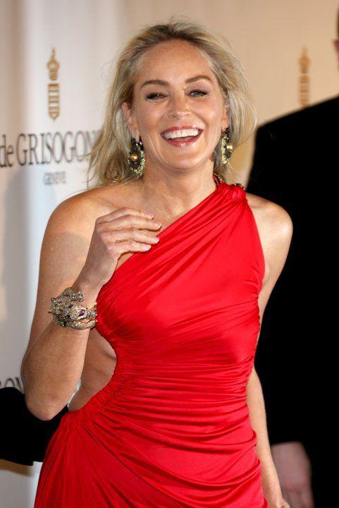 Sharon Stone,Cannes 2013