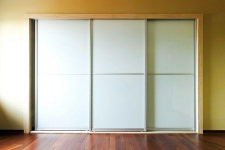 Puertas corredizas de vidrio para closet