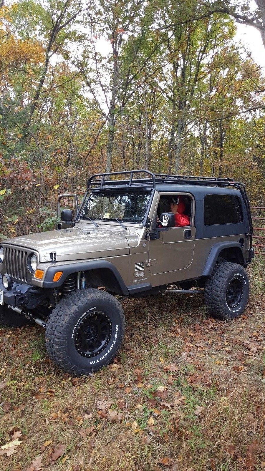 Jeep Lj For Sale Ebay