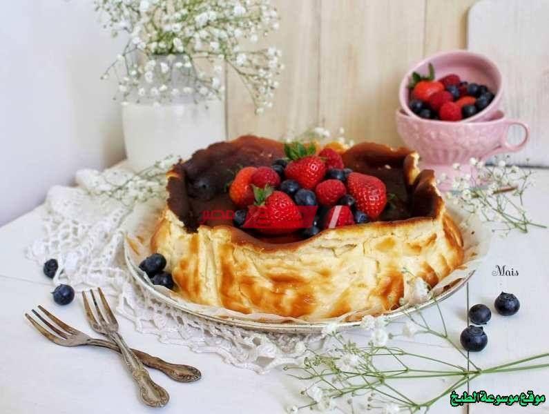 طريقة عمل كيكة سان سباستيان موقع صباح مصر تعرفي عنا اليوم علي طريقة عمل كيكة سان سباستيان بطريقة سهلة وبسيطة وتعرفي معنا علي طريقة عم Food Breakfast Waffles