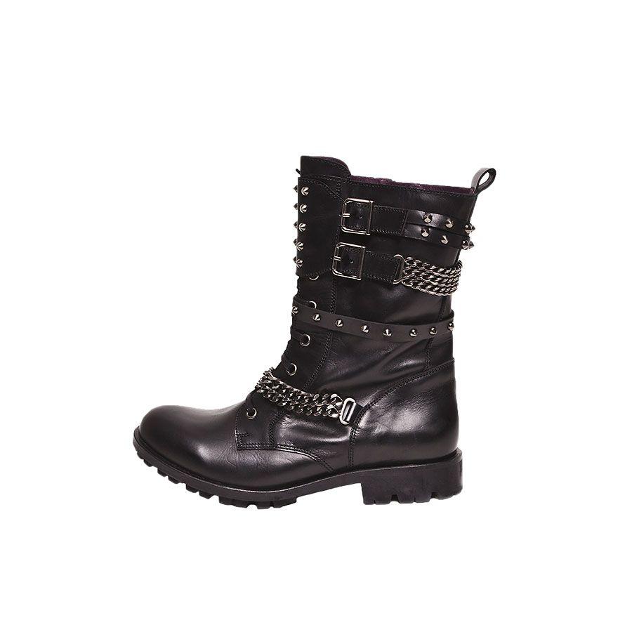 boots femme ikks, craquez sur les chaussures femme ikks, boots