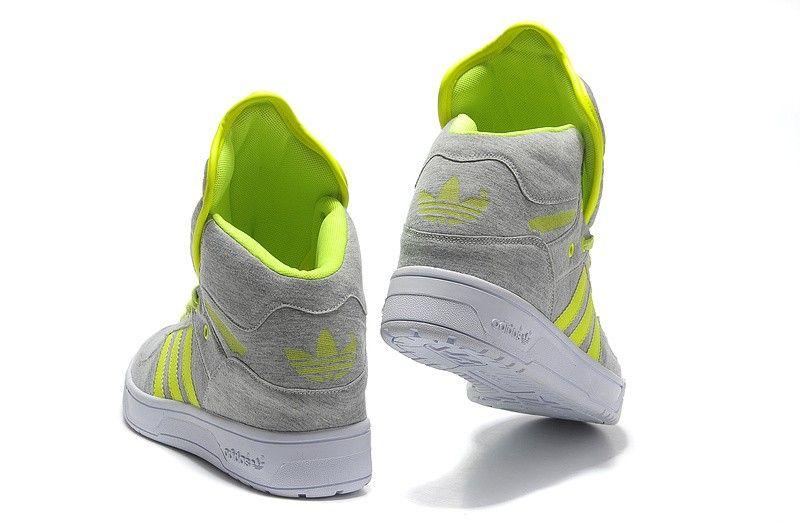 huge discount 3a9b0 66e35 adidas jeremy scott   Home » Adidas Originals Jeremy Scott M Attitude Logo  Womens Shoes .