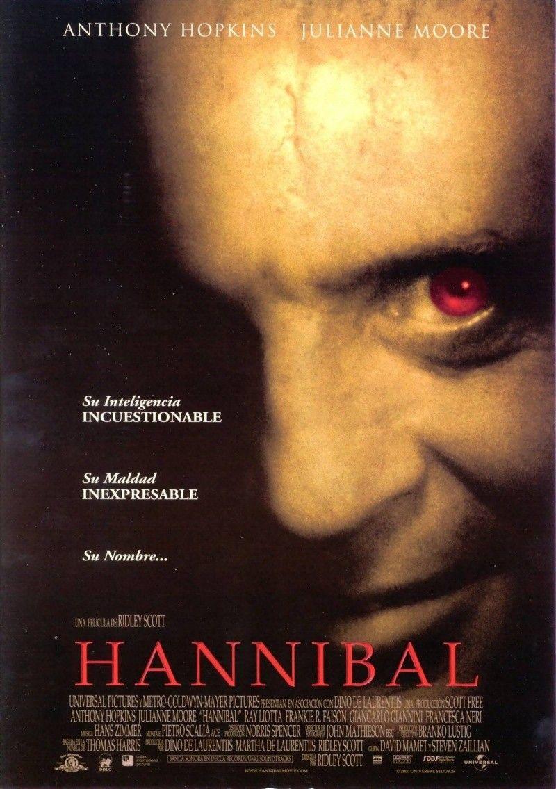 Hannibal Hannibal Anthony Hopkins Movies