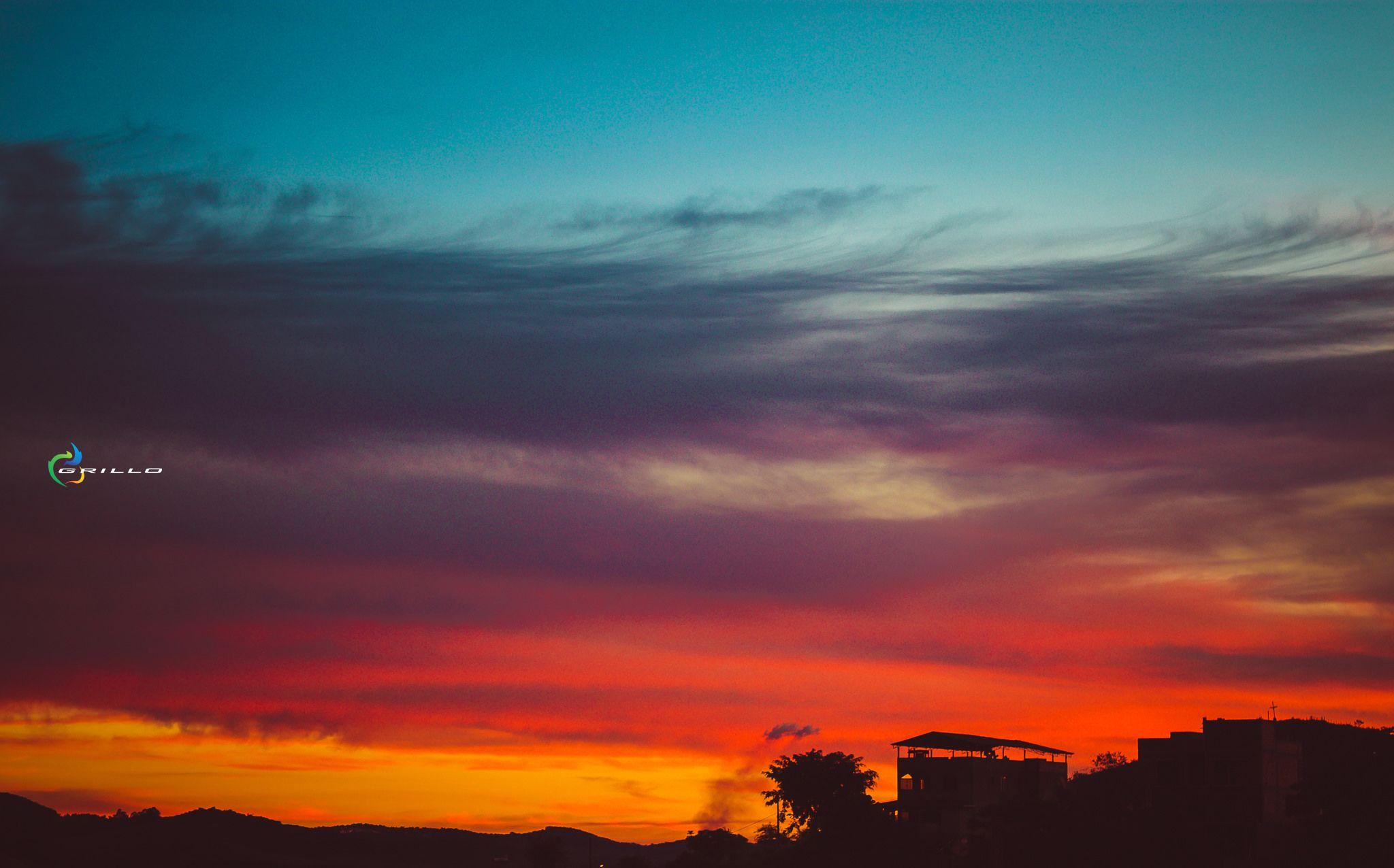 https://flic.kr/p/SKoofq | Sky colour