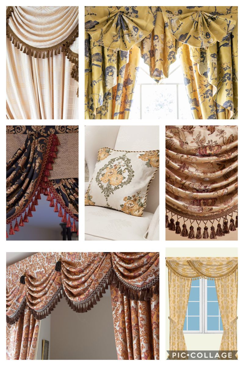 Customize Curtains Online In A Few Clicks In 2020 Curtains Elegant Curtains White Chic