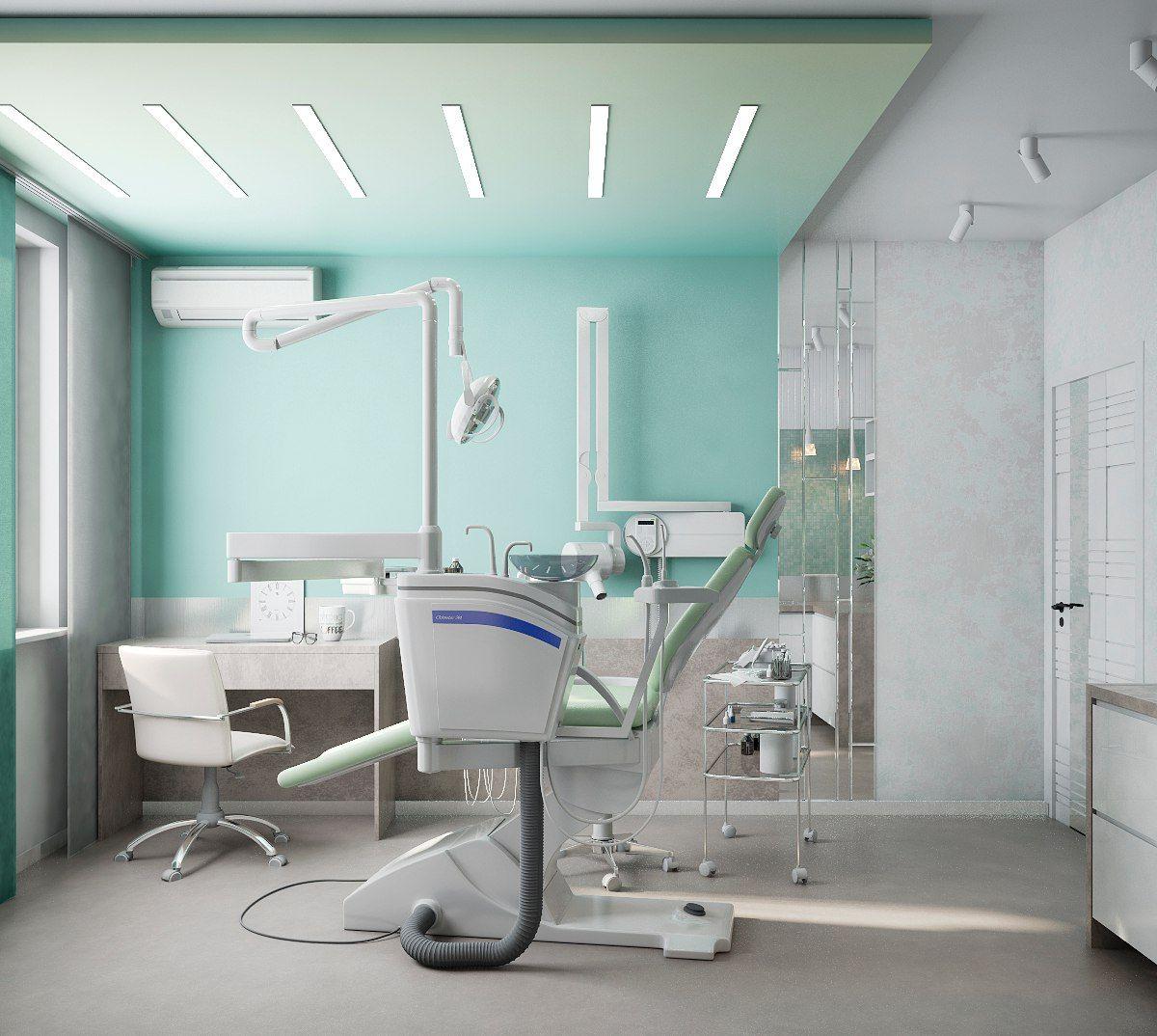 чаще картинки у стоматолога на потолке сети
