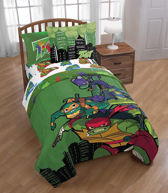 Teenage Mutant Ninja Turtles Bedroom Set World Class Bargains Tmnt Rise Of The Teenage Mu Bedroom Set Ninja Turtle Bedroom Teenage Mutant Ninja Turtles Bedroom