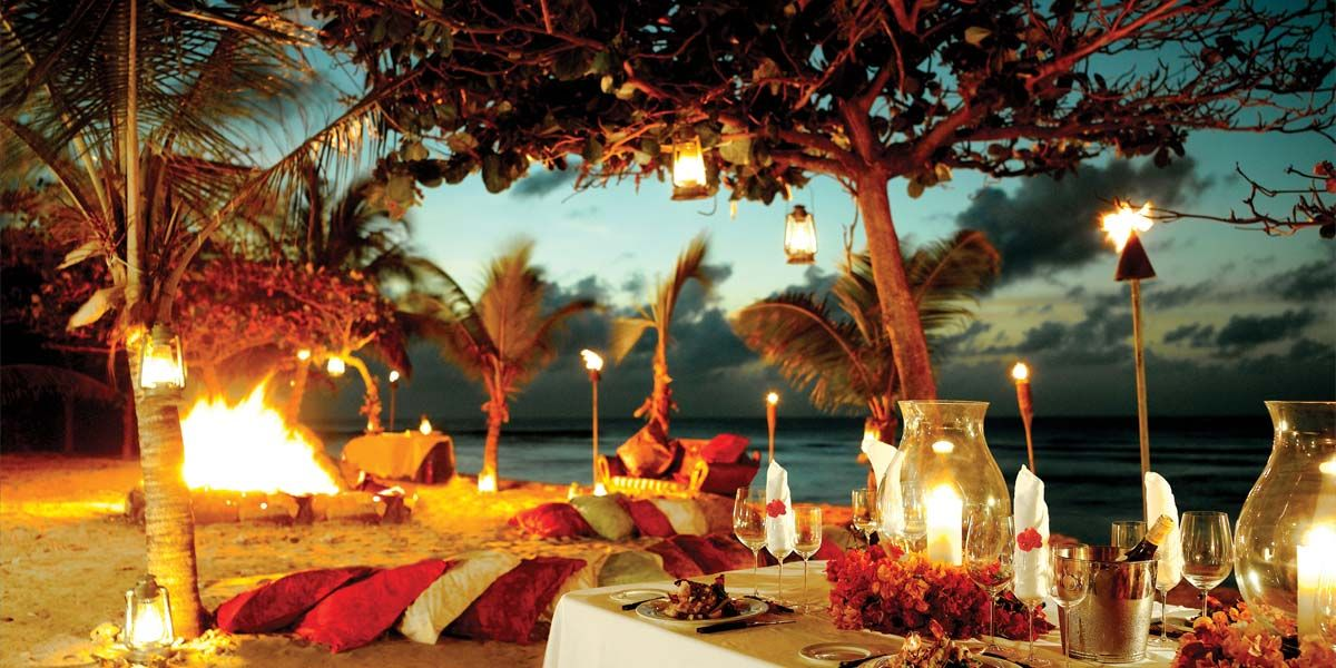 ... Best Caribbean Party Venue, Beach Party, Necker Island, British Virgin Islands, Caribbean ...