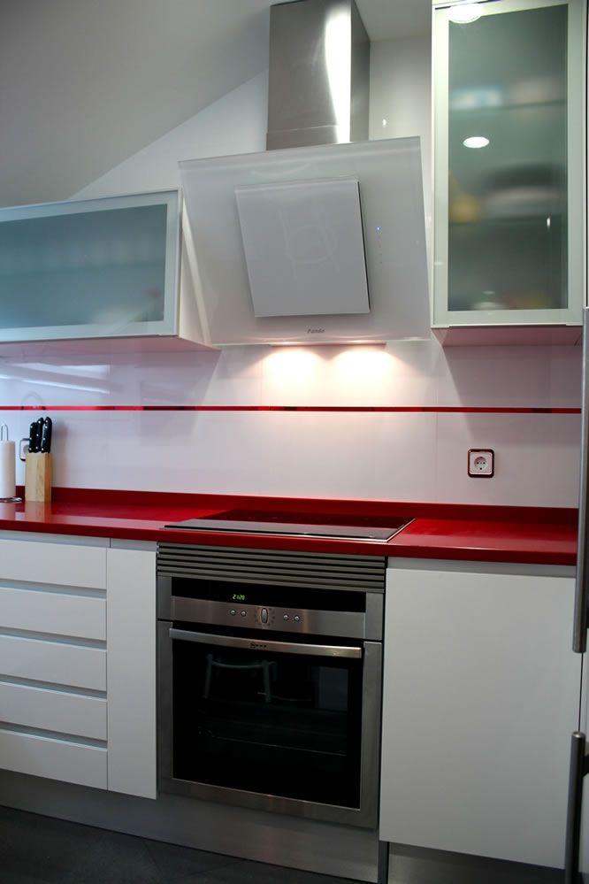 Dise o de cocina dise o de cocinas en cocina en for Diseno de cocinas madrid