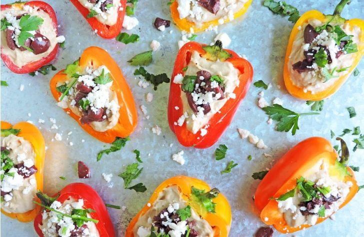 Absolute Best Snacks To Try On The Mediterranean Diet